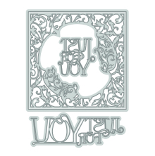 Tonic Studios Topper Die Set -  Just For You Pansy 170E