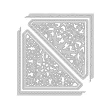 Tonic Studios Indulgence Decorative Envelope Die Set 2 444E