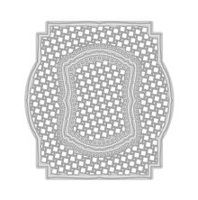 Tonic Studios Deco Trellis Base Die Set 505E