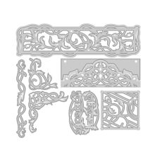 Tonic Studios Art Nouveau Collectables Die Collection 182E