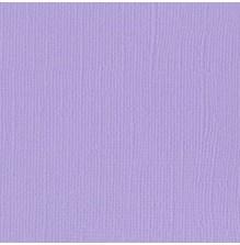 Bazzill Cardstock Mono 12X12, 25/Pkg - Canvas/Wisteria