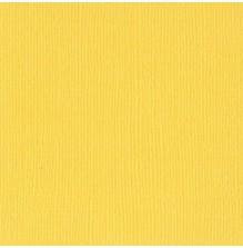 Bazzill Cardstock Mono 12X12, 25/Pkg - Canvas/Sunbeam