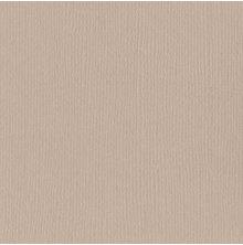 Bazzill Cardstock Mono 12X12, 25/Pkg - Canvas/Twig