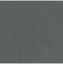 Bazzill Cardstock Mono 12X12, 25/Pkg - Canvas/Ash