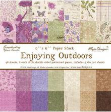 Maja Design 6x6 Paper Pack - Enjoying Outdoors