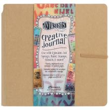 Dylusions Creative Square Journal 8X8