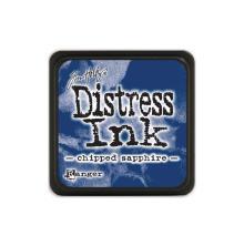 Tim Holtz Distress Mini Ink Pad - Chipped Sapphire