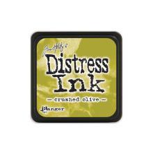 Tim Holtz Distress Mini Ink Pad - Crushed Olive