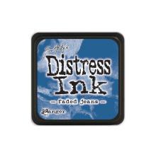 Tim Holtz Distress Mini Ink Pad - Faded Jeans