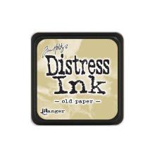 Tim Holtz Distress Mini Ink Pad - Old Paper