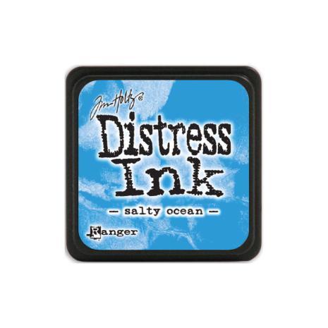 Tim Holtz Distress Mini Ink Pad - Salty Ocean