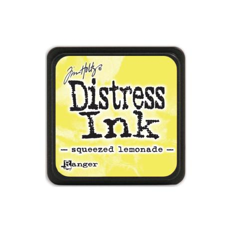 Tim Holtz Distress Mini Ink Pad - Squeezed Lemonade