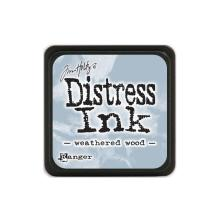 Tim Holtz Distress Mini Ink Pad - Weathered Wood