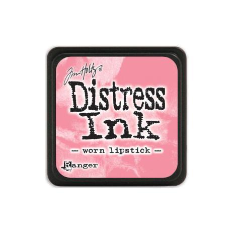 Tim Holtz Distress Mini Ink Pad - Worn Lipstick