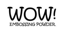 WOW Embossing Powder