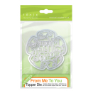 Tonic Studios Topper Die Inner Set - From Me to You 174E