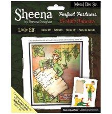 Sheena Douglass Perfect Partners Festive Fancies Die - Little Elf UTGÅENDE