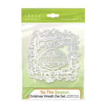 Tonic Studios Christmas Wreath Die - Tis The Season 641e