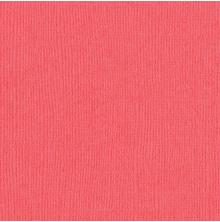 Bazzill Cardstock Mono 12X12, 25/Pkg - Canvas/Roselle