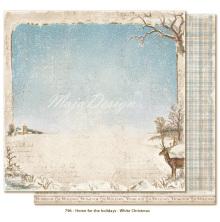 Maja Design Home for the Holidays 12x12 - White Christmas