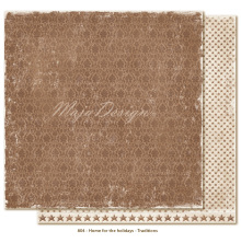 Maja Design Home for the Holidays 12x12 - Traditions