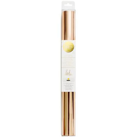 Heidi Swapp Minc Reactive Foil 12.25X10 Roll - Rose Gold