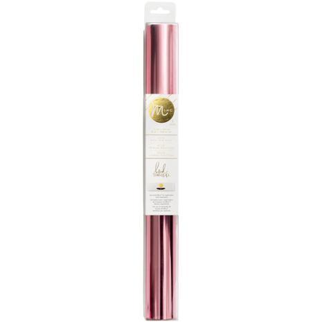 Heidi Swapp Minc Reactive Foil 12.25X10 Roll - Light Pink