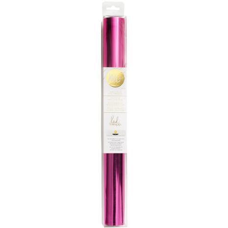 Heidi Swapp Minc Reactive Foil 12.25X10 Roll - Hot Pink