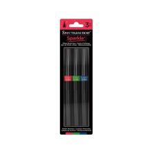 Spectrum Noir Sparkle Pens 3/Pkg - Winter Warmers