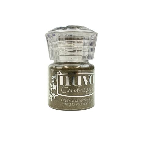 Tonic Studios Nuvo Embossing Powder - Classic Gold 600N