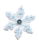 Memory Box Die - Plush Arctic Snowflake