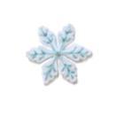 Memory Box Die - Plush Mountain Snowflake