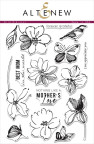 Altenew Clear Stamps 6X8 14/Pkg - Wild Hibiscus