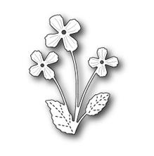 Poppystamps Die - Darling Viola