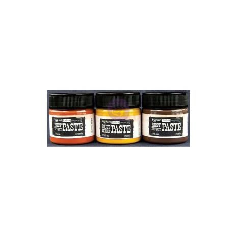 Prima  Finnabair Art Extravagence Rust Paste Set