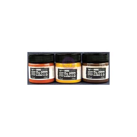 Prima Marketing Finnabair Art Extravagence Rust Paste Set