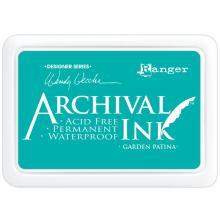Ranger Archival Ink Pad - Garden Patina