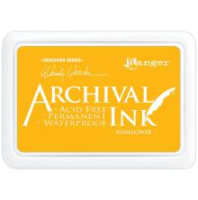 Ranger Archival Ink Pad - Sunflower