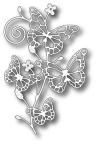 Memory Box Die - Marielle Butterflies