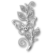 Poppystamps Die - Bellina Butterfly Stem