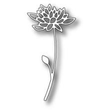 Poppystamps Die - Blooming Strawflower