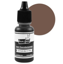 Lawn Fawn Dye Re-Inker 15ml - Walnut