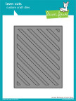 Lawn Fawn Custom Craft Die - Stripey Backdrop