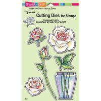 Stampendous Dies - Rose Bouquet