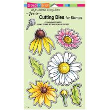 Stampendous Dies - Daisy Mix