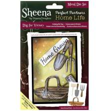 Sheena Douglass Perfect Partners Home Life Die - Dig for Victory UTGÅENDE