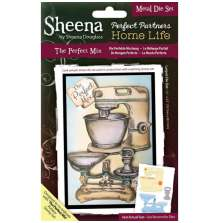 Sheena Douglass Perfect Partners Home Life Die - The Perfect Mix UTGÅENDE