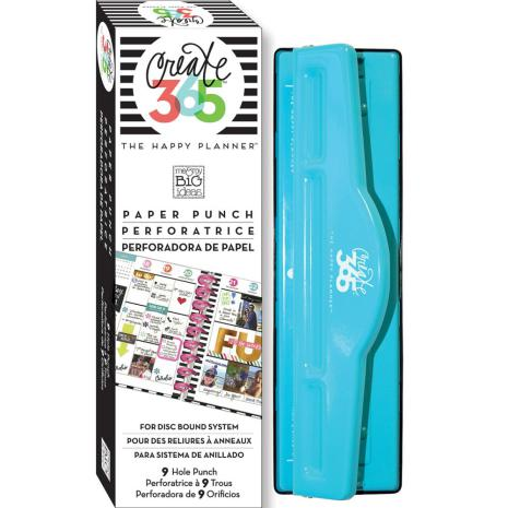 Me & My Big Ideas Create 365 Happy Planner Punch - 9 Holes