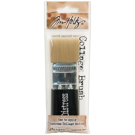 Tim Holtz Distress Collage Brush 1.25inch