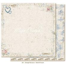 Maja Design Vintage Romance 12X12 - Bride & Groom